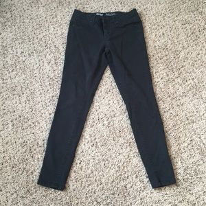 Mossimo Black jeans 6/28